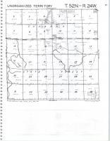 Unorganized Territory T52N-R24W, Aitkin County 1979
